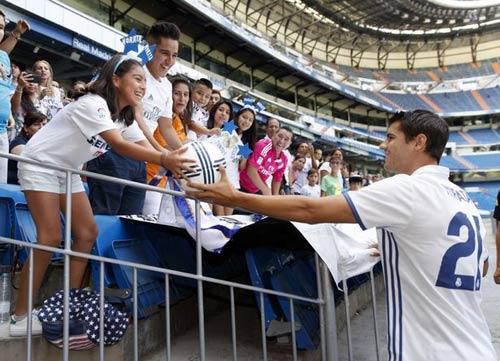 """Morata ra mắt Real, gửi chiến thư tới bộ ba """"B-B-C"""" - 7"""