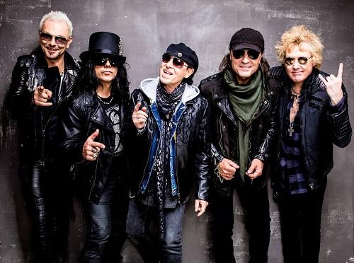 Nhóm nhạc rock huyền thoại Scorpions đến VN sau 3 lần được mời - 1