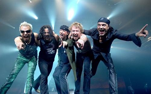 Nhóm nhạc rock huyền thoại Scorpions đến VN sau 3 lần được mời - 2