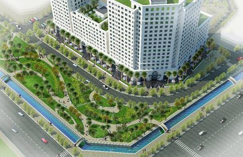 Dự án mới giải tỏa cơn khát căn hộ cao cấp quận Long Biên - 3