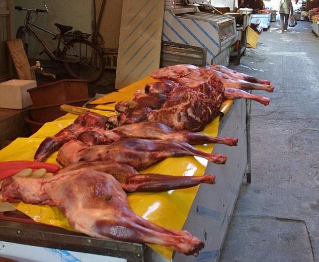 Triều Tiên khuyến khích dân ăn thịt chó để chống đói - 1