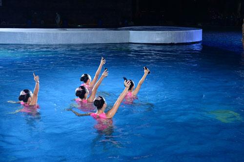 """""""Quậy"""" tưng bừng tại Pool Party chào đón Galaxy Note7 - 4"""