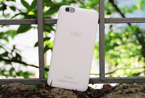 Đánh giá chiếc smartphone giá rẻ trang bị siêu mạng 4G - VIBE C của Lenovo - 1