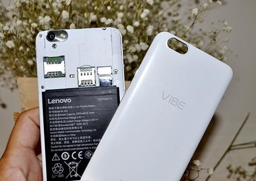Đánh giá chiếc smartphone giá rẻ trang bị siêu mạng 4G - VIBE C của Lenovo - 4