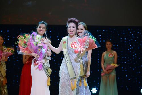 Lê Thanh Thúy đăng quang Hoa hậu Doanh nhân người Việt châu Á - 1