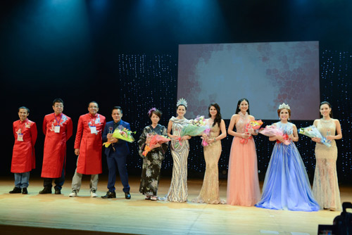 Lê Thanh Thúy đăng quang Hoa hậu Doanh nhân người Việt châu Á - 10