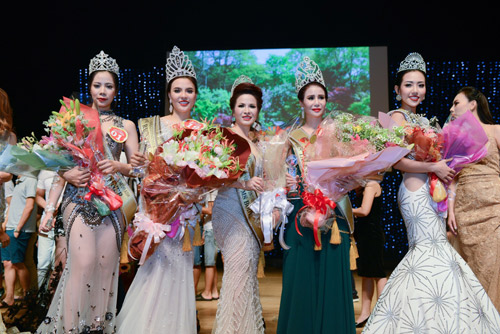 Lê Thanh Thúy đăng quang Hoa hậu Doanh nhân người Việt châu Á - 11