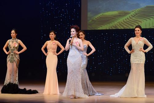 Lê Thanh Thúy đăng quang Hoa hậu Doanh nhân người Việt châu Á - 2
