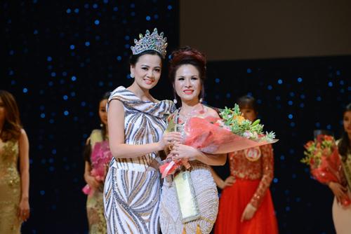 Lê Thanh Thúy đăng quang Hoa hậu Doanh nhân người Việt châu Á - 3