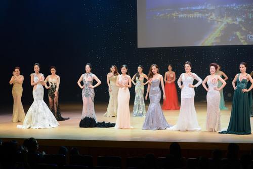 Lê Thanh Thúy đăng quang Hoa hậu Doanh nhân người Việt châu Á - 4