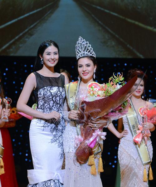 Lê Thanh Thúy đăng quang Hoa hậu Doanh nhân người Việt châu Á - 5