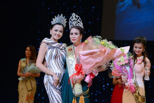 Lê Thanh Thúy đăng quang Hoa hậu Doanh nhân người Việt châu Á - 6