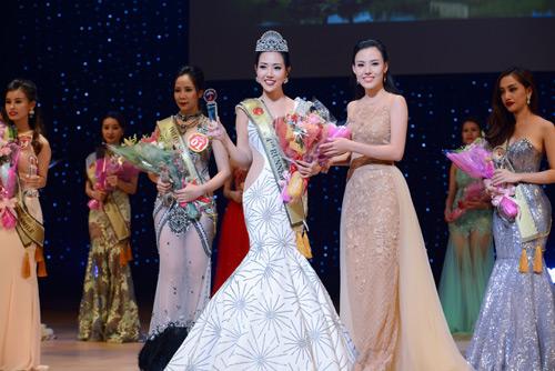 Lê Thanh Thúy đăng quang Hoa hậu Doanh nhân người Việt châu Á - 8