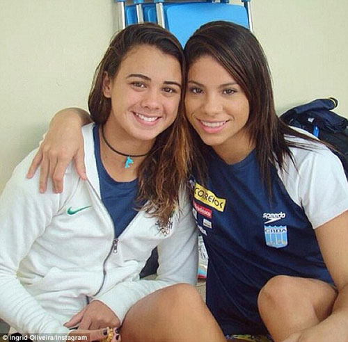 Sự cố có một không hai của nữ VĐV nóng bỏng Brazil - 8