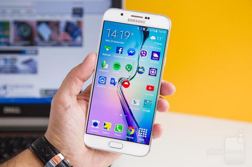 Samsung Galaxy A8 (2016) lộ thông số trên Geekbench - 1