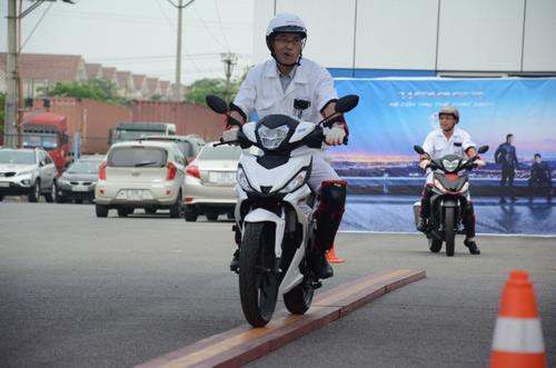 Ngày hội 4S - tìm hiểu luật giao thông và trải nghiệm kỹ năng lái xe an toàn - 7