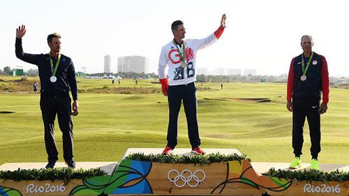 Golf 24/7: Gay cấn tranh HCV Olympic đầu tiên sau 112 năm - 1