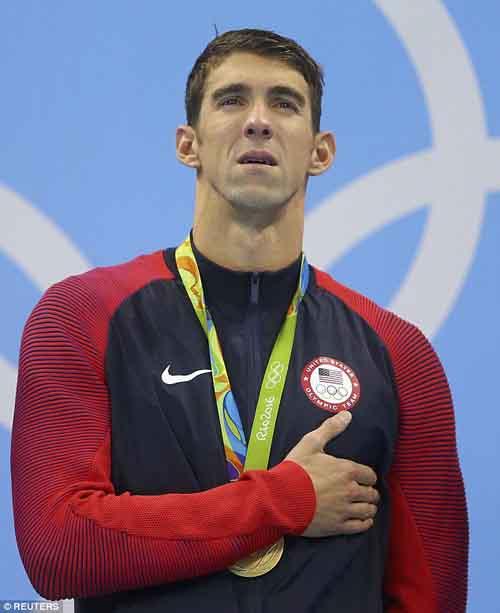 Siêu nhân tí hon & siêu kình ngư vĩ đại nhất Olympic - 2