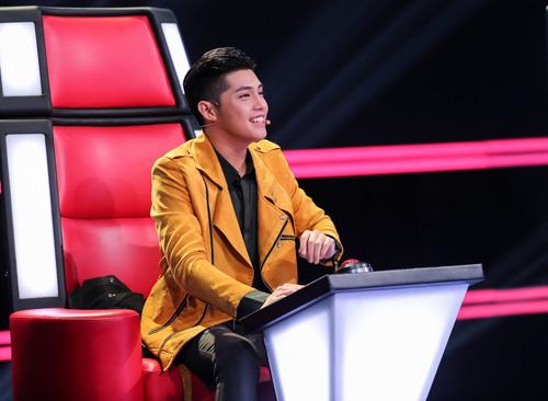 """Clip Noo Phước Thịnh """"quậy tưng"""" The Voice Kids - 1"""