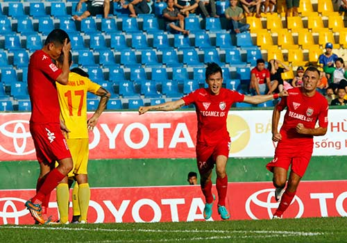 V-League 2016: Bi kịch của đại gia B.Bình Dương - 1