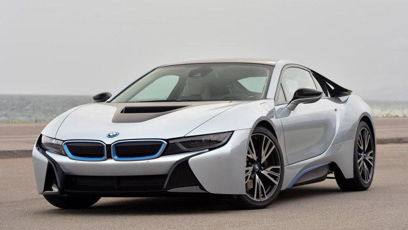 BMW i8 thế hệ thứ hai sẽ có công suất siêu khủng - 750 mã lực - 1