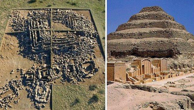 Phát hiện kim tự tháp cổ nhất thế giới, không ở Ai Cập - 1
