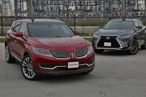 Nên chọn mua 2016 Lexus RX 350 hay 2016 Lincoln MKX? - 2