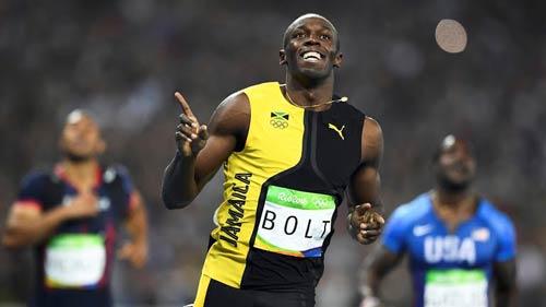Sốc: Mỗi giây chạy ở Olympic, Bolt kiếm 5 triệu bảng - 1