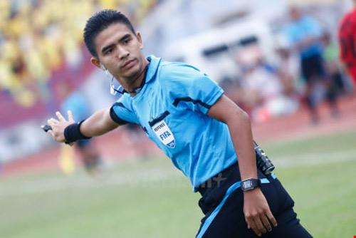 Trọng tài người Thái cầm cân trận chung kết ngược V-Leaque 2016 - 2