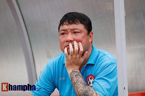 """V-League: Hải Phòng đấu """"liên quân nhà bầu Hiển"""" - 2"""