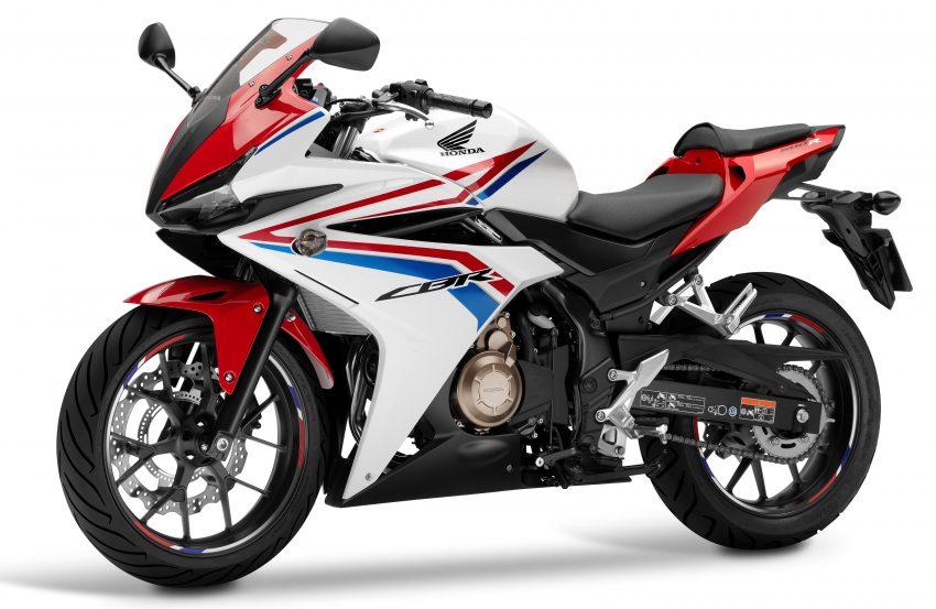 Ngắm Honda CBR500R, CB500F và CB500X mới tại GIIAS 2016 - 7