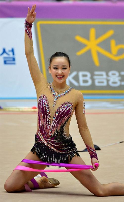 Olympic Rio: VĐV Hàn Quốc xinh như Hoa hậu hot nhất mạng xã hội - 2