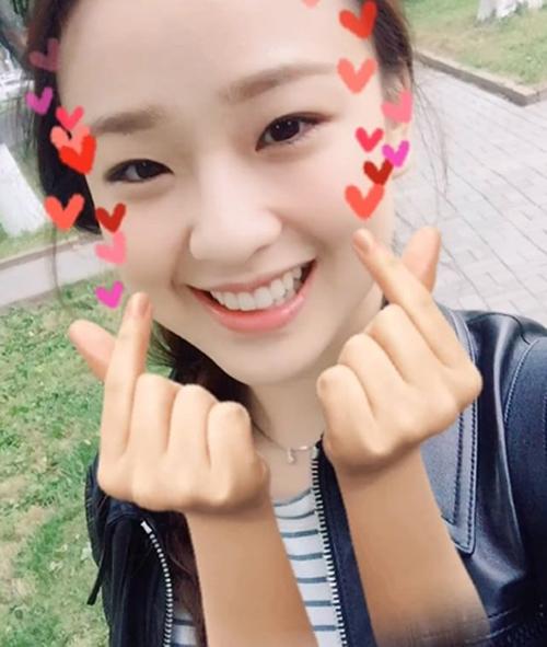 Olympic Rio: VĐV Hàn Quốc xinh như Hoa hậu hot nhất mạng xã hội - 10