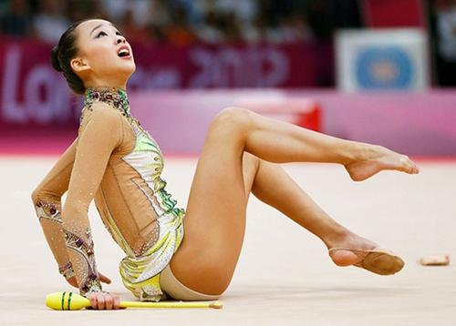 Olympic Rio: VĐV Hàn Quốc xinh như Hoa hậu hot nhất mạng xã hội - 4