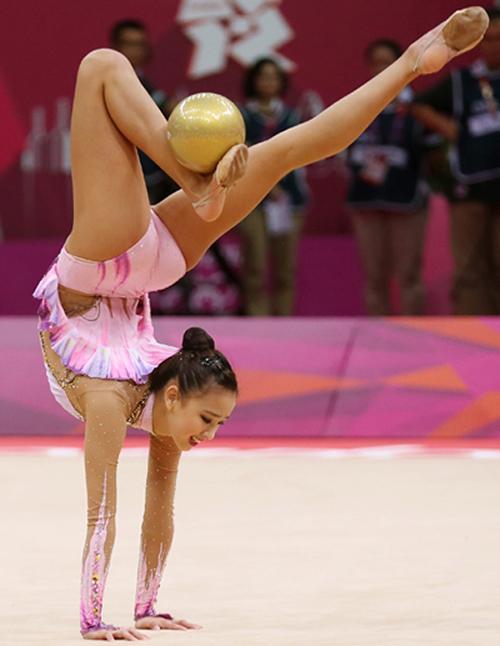 Olympic Rio: VĐV Hàn Quốc xinh như Hoa hậu hot nhất mạng xã hội - 5
