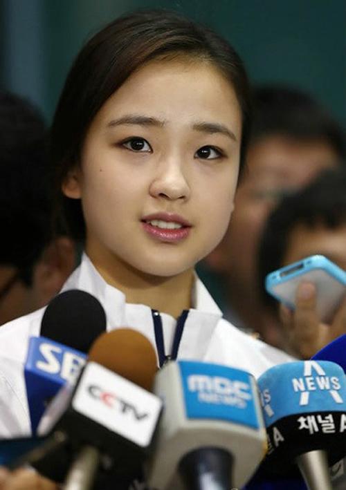 Olympic Rio: VĐV Hàn Quốc xinh như Hoa hậu hot nhất mạng xã hội - 6