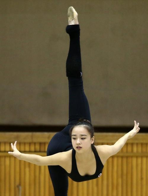 Olympic Rio: VĐV Hàn Quốc xinh như Hoa hậu hot nhất mạng xã hội - 8