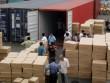 Phát hiện gần 200 container hàng cấm nhập khẩu
