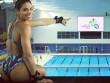 Sự cố có một không hai của nữ VĐV nóng bỏng Brazil