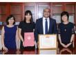 Ngân hàng Nhà nước khen tặng Công ty Tài chính Prudential