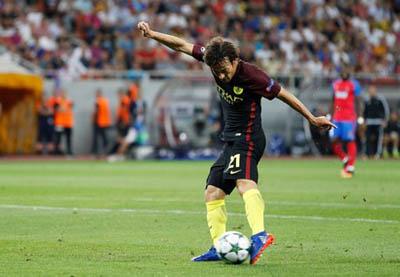 Chi tiết Steaua Bucharest – Man City: Aguero lập hat-trick (KT) - 4