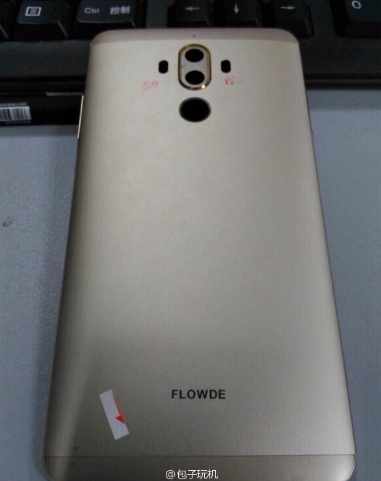 "Huawei Mate 9 lộ cụm camera ""khủng"" - 1"