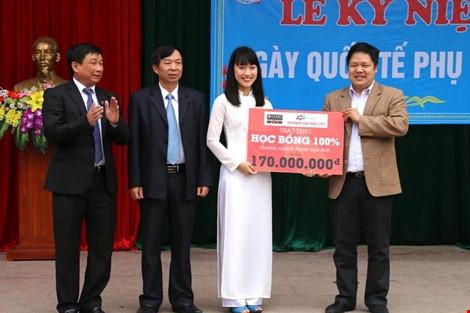 Nữ sinh nói 7 thứ tiếng đậu hai trường ĐH lớn tại Hà Nội - 1
