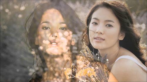 Ngất ngây vẻ đẹp tự nhiên của 5 mỹ nhân Hàn - 8