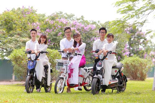 Mua xe điện xịn đi được 4 lần chiều dài Singapore tặng con năm học mới - 5