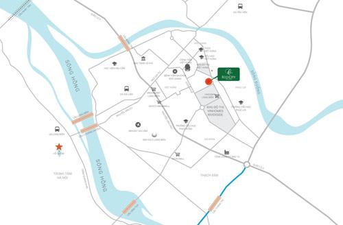 20/8: Ra mắt chính thức khu căn hộ cao cấp Eco City - 1