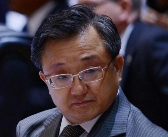 """Trung Quốc đòi Singapore """"tránh xa"""" tranh chấp Biển Đông - 1"""