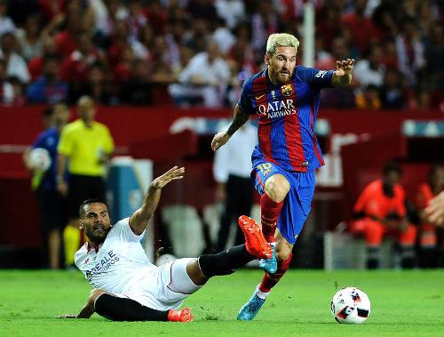 Barca – Sevilla: Dạo chơi ở Nou Camp - 1
