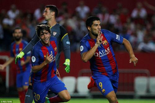 Barca – Sevilla: Dạo chơi ở Nou Camp - 2