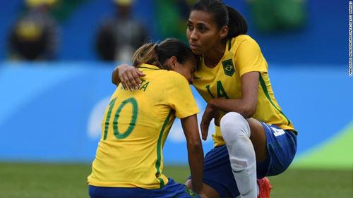 Brazil - Honduras: Chủ nhà rất gần giấc mơ Vàng - 1